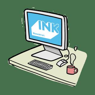 Reserva INK logo