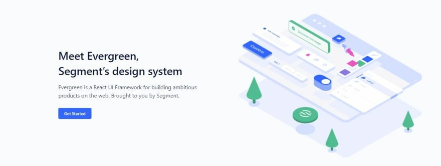 Evergreen UI