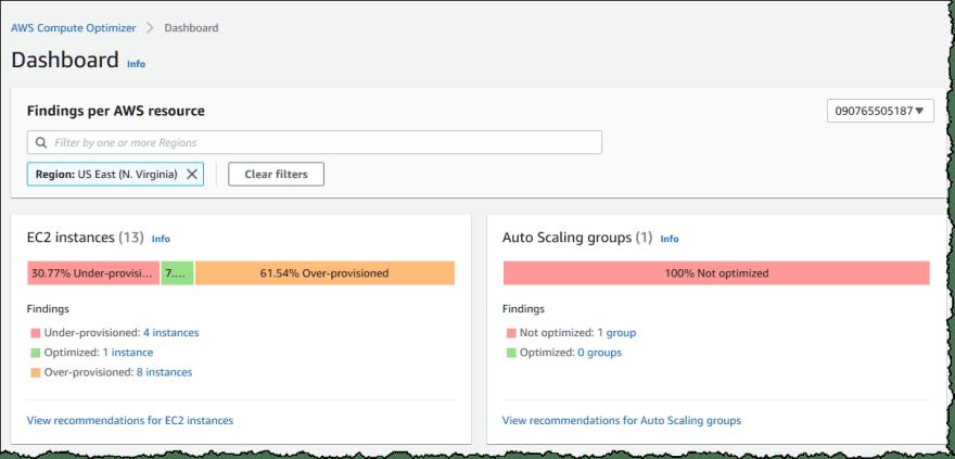 AWS Compute Optimizer