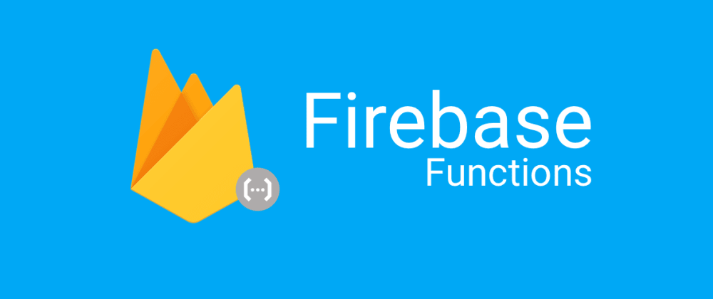 Cover image for Creating Firebase Cloud Functions in TypeScript