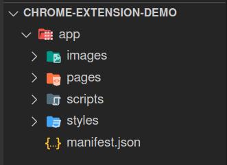updated folder structure
