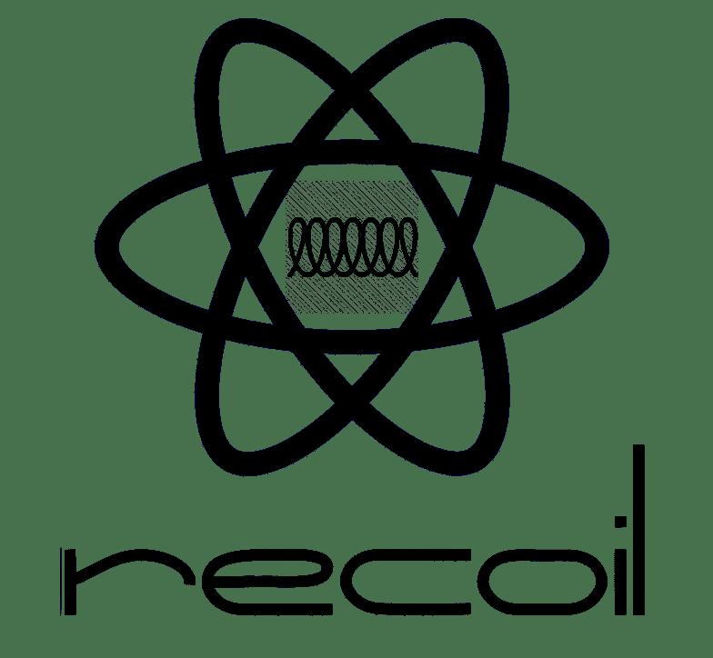 Image of React Recoil fan-made logo chandan.dev (Unofficial)