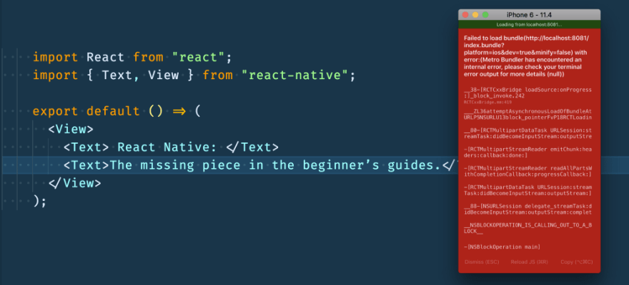React Native: The missing piece in the beginner's guides  - DEV