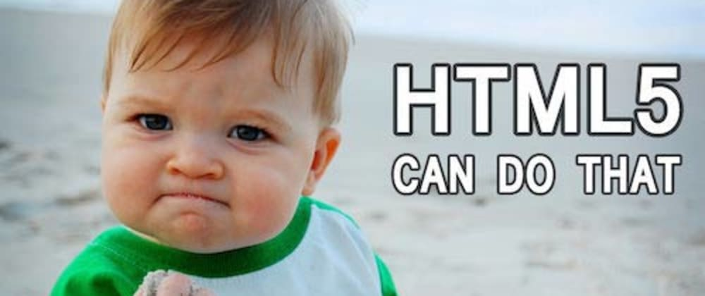 Cover image for Web Components using UnknownHTMLElements for better semantic HTML