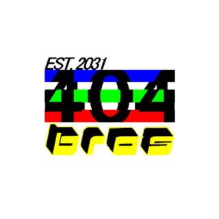404 BROS™ logo