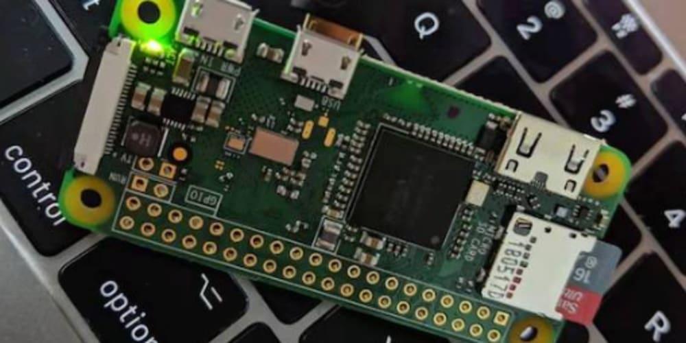 Raspberry Pi Zero Raspbian/Rust Primer - DEV Community