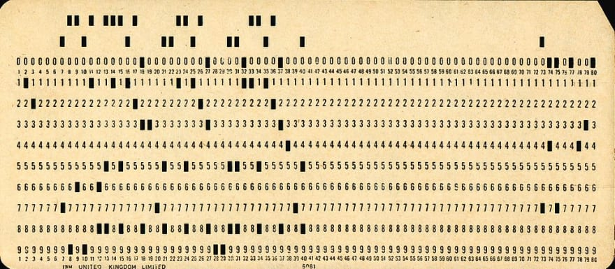 Used Punchcard (5151286161)
