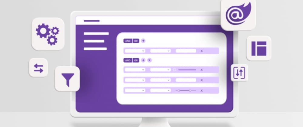 Cover image for Top 5 Features of Blazor Query Builder