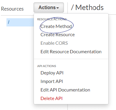 Add Method to Endpoint