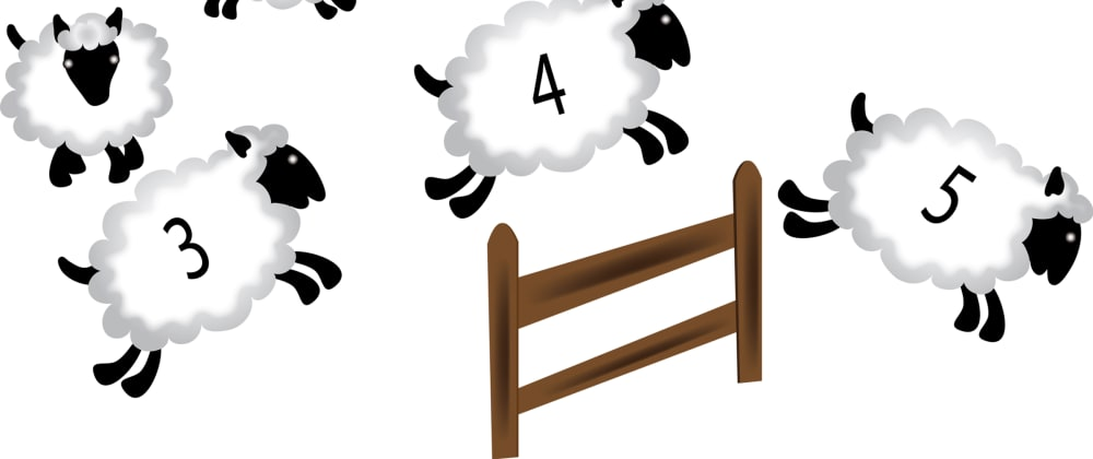 Cover image for Let's Count Some Sheep!