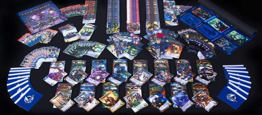 Sooo many cards!