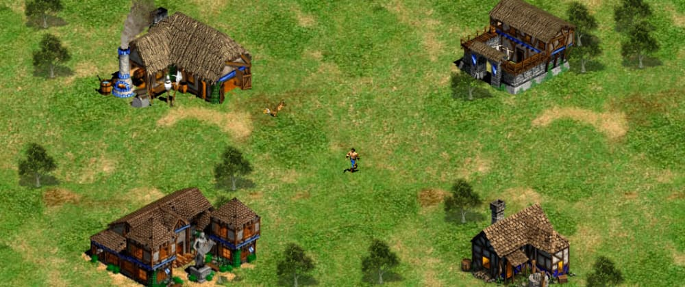 Cover image for How I made my CV, based on Age of Empires game