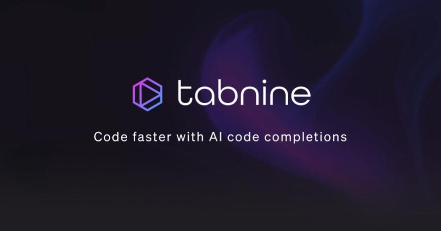 Tabnine extension for vscode