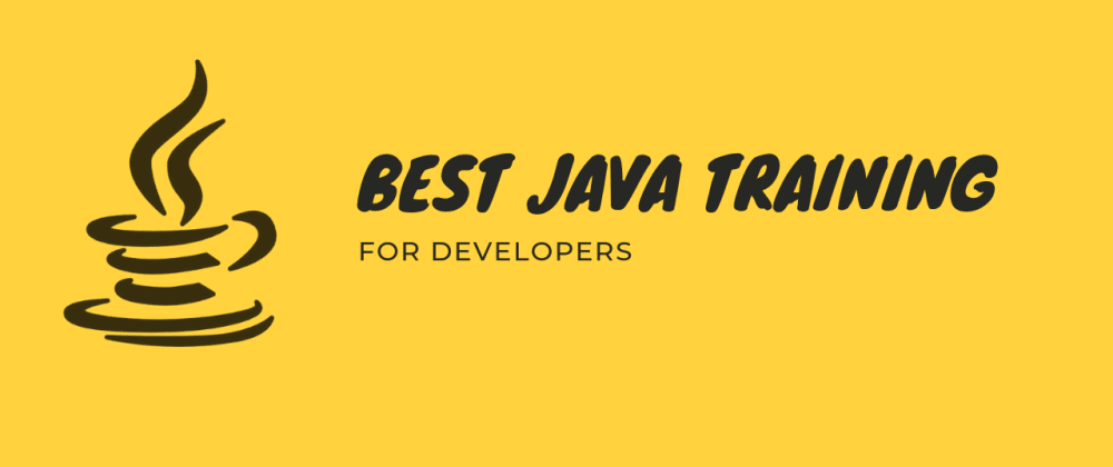Cover image for Effective Java Training for Developers