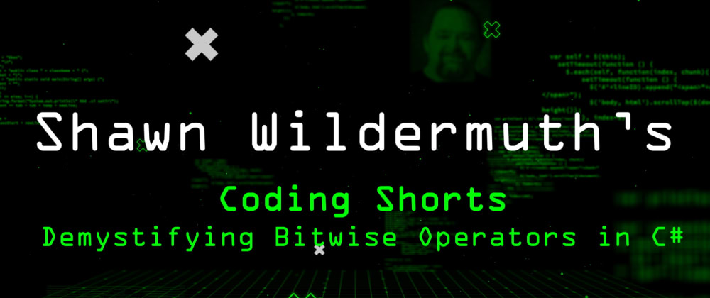 Cover image for Coding Shorts: Demystifying Bitwise Operators in C#