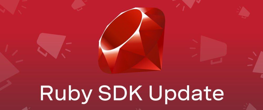 Cover image for Announcing Vonage Ruby SDK Version 7.4.0