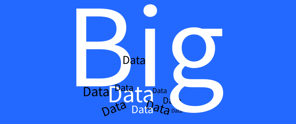 Cover image for Big Data, What's the Big Deal