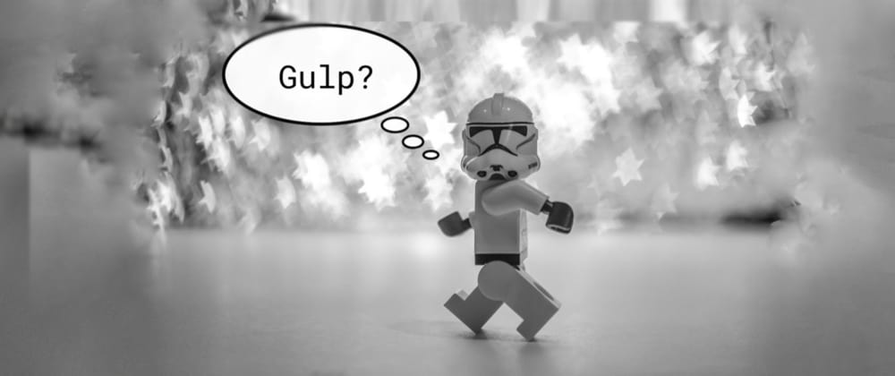 Cover image for How to automate all the things with Gulp