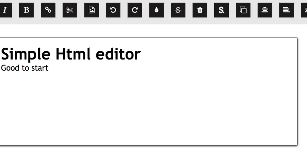 How to build your own WYSIWYG Editor - DEV Community 👩 💻👨 💻