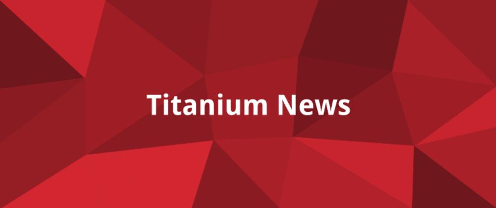 Cover image for Titanium News #3