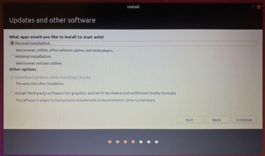Ubuntu Config 4