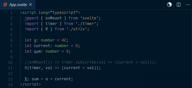 VScode Syntax Error