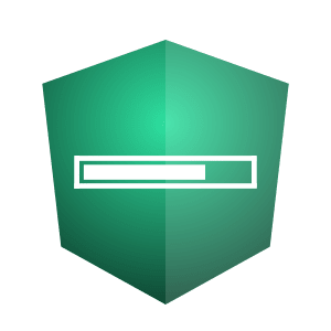 Angular Progressbar logo
