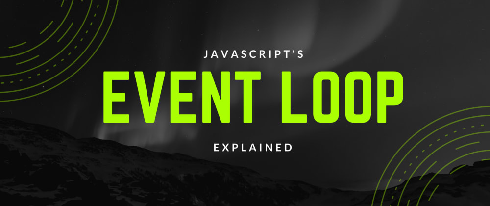 Cover image for What is Event Loop in JavaScript?
