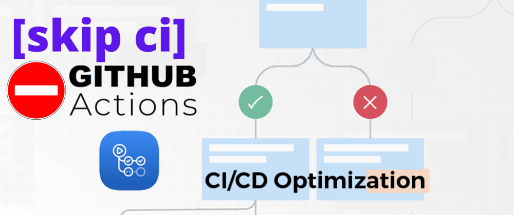 Cover image for How to skip CI in GitHub Actions