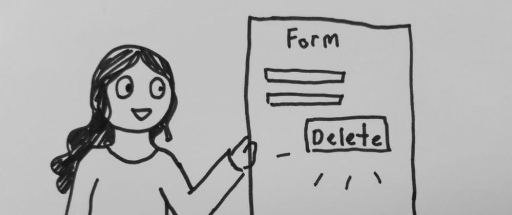 Cover image for How to make a DELETE form using Rails Middleware in 3 easy steps