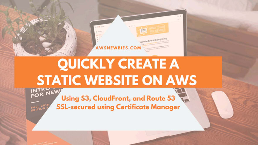 Setting Up a Static Website on AWS S3 for Newbies