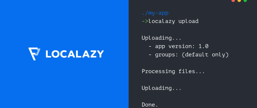 Cover image for How we built Localazy CLI: Kotlin MPP and Github Actions