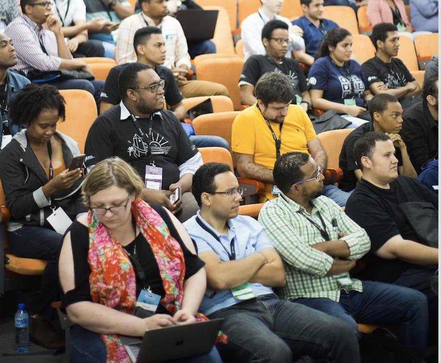 people in the keynote