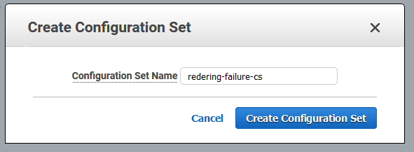 AWS SES Configuration Set - Nabin Adhikari