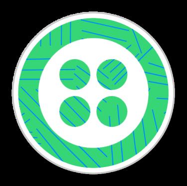 Twilio Hackathon Participant badge