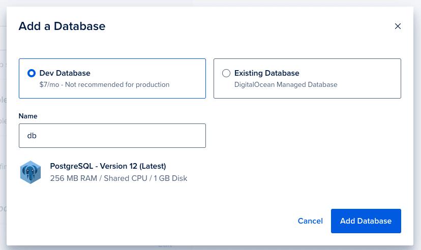 Linking a Database