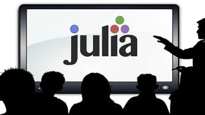 Coding for non-programmers in Julia