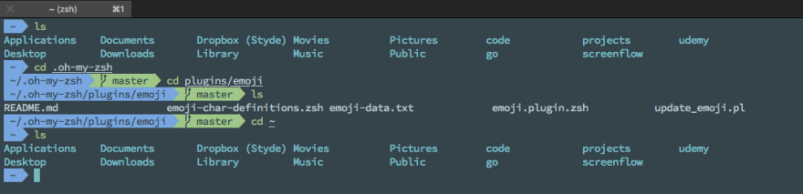 Quick Setup of Oh My ZSH! terminal on Ubuntu - DEV Community