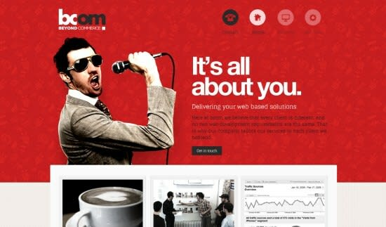 red-in-web-design