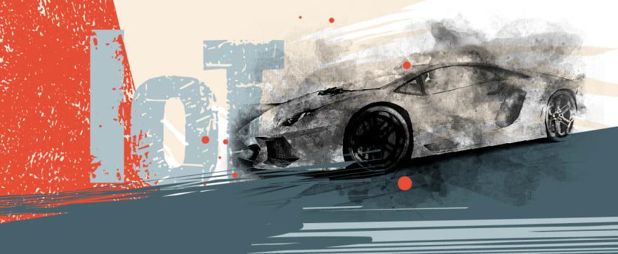 Future of IoT: Driverless cars