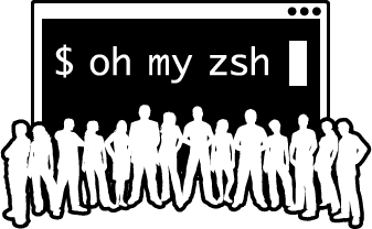 Oh My Zsh logo