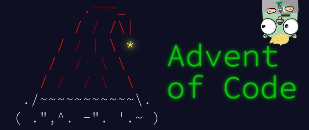 Cover image for DAY 16 - Advent of Code 2020 w/ GoLang