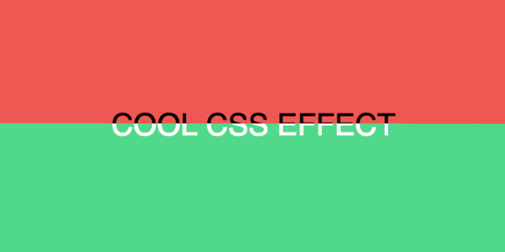 Cool CSS effect - DEV Community 👩 💻👨 💻