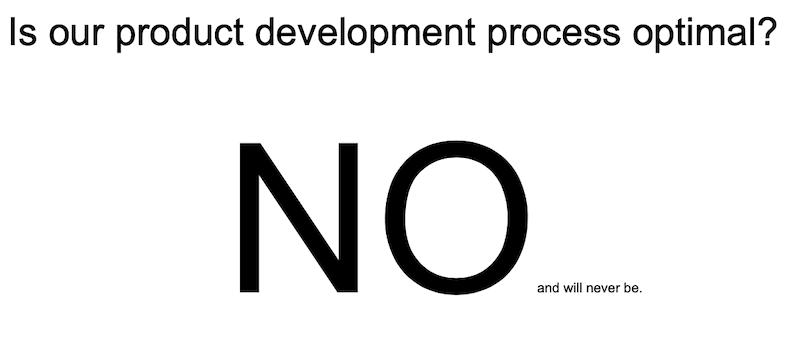 optimal software development process