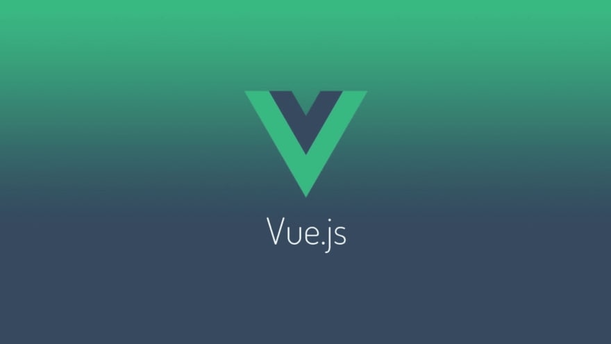 web development tools - vuejs