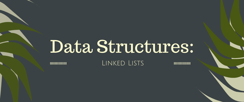 Cover image for Data Structures: Linked Lists