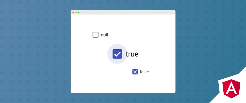 Cover image for Angular TriStateCheckbox