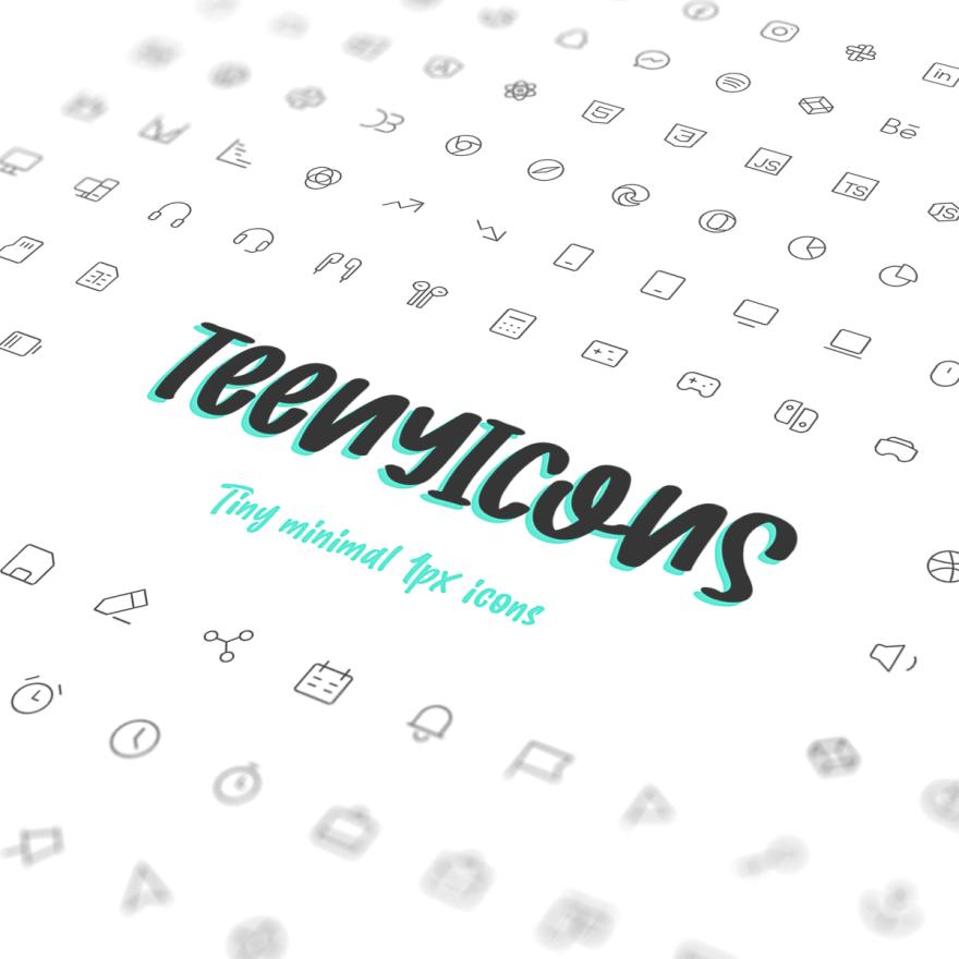 Teenyicons