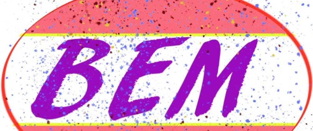 Cover image for Why BEM?