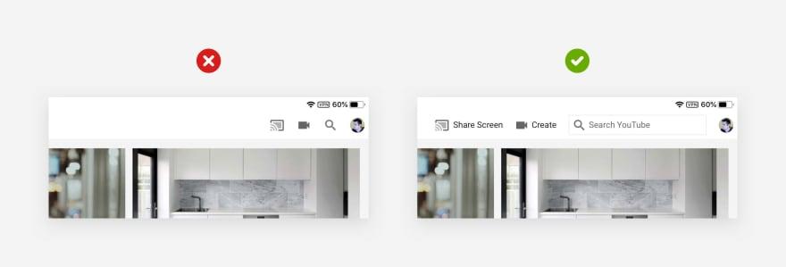 False Simplicity in UI Design